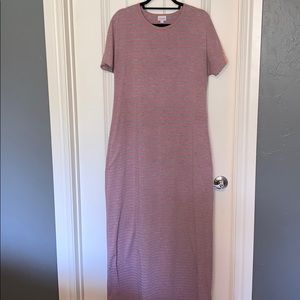 Large LuLaRoe Maria dress